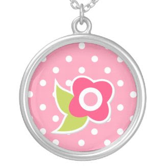 Sweet Spring Necklace zazzle_necklace