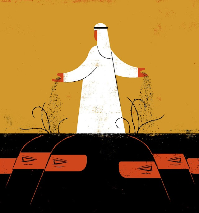 The World Reaps What the Saudis Sow - NYT Editorial Board