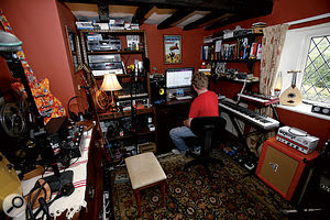 If you earn any money at all from your home studio, it's important to read the small print of your insurance policy, and inform your provider if necessary. Business activities on any scale could invalidate your insurance, whether or not a claim is related to your studio work. It may be that taking out specialist cover is the most sensible option, particularly when you consider the potential costs of public liability claims.