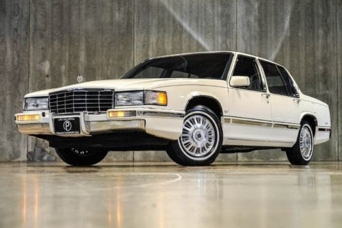 Purchase used 1993 CADILLAC DEVILLE SEDAN! WOW! ABSOLUTELY ...