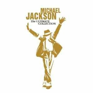 Michael Jackson: The Ultimate Collection album...