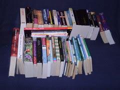 Hay on Wye book hoard