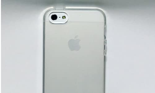 【iphone5/iphone5s対応】mtmd decolor tpuハードシリコン iphone5/5sケース (全16種類)つるつるタイプ/クリア