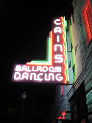 Cain's Ballroom Dancing