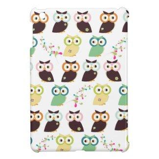 Owl {iPad Mini Case}
