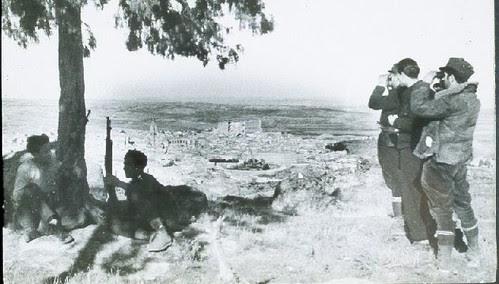 Fuerzas republicanas asedian el Alcázar