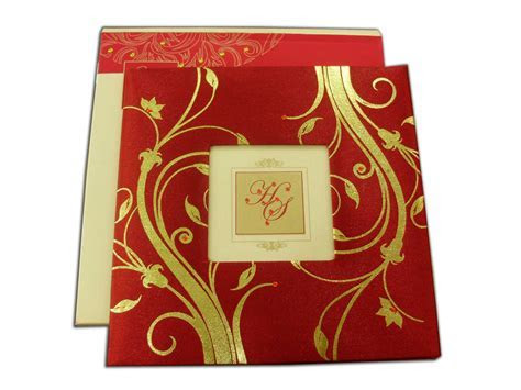 Wedding Blog: Hindu Wedding Cards