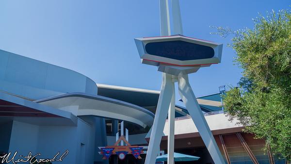 Disneyland Resort, Space Mountain, Exit, Handicap