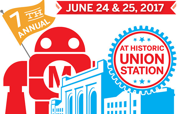 7th Annual Maker Faire Kansas City at Historic Union Station