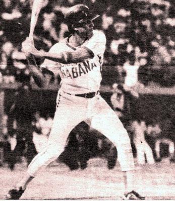 Pedro Medina: el Johnny Bench cubano.