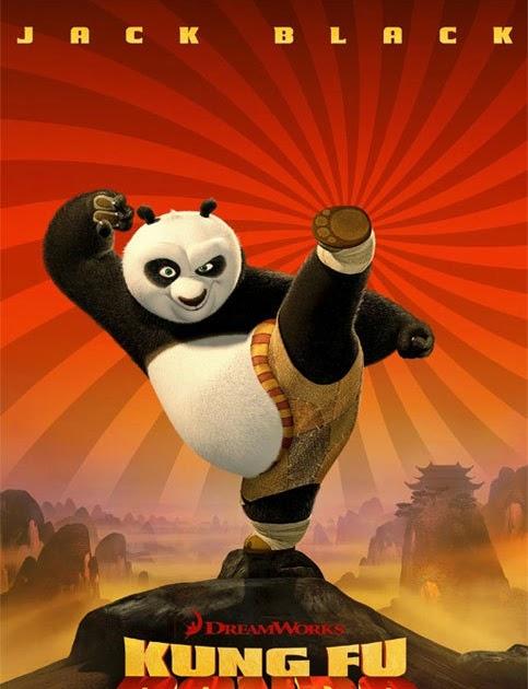 Downloading Stuffs: Kung Fu Panda [DVDRip] | 412MB | Hindi