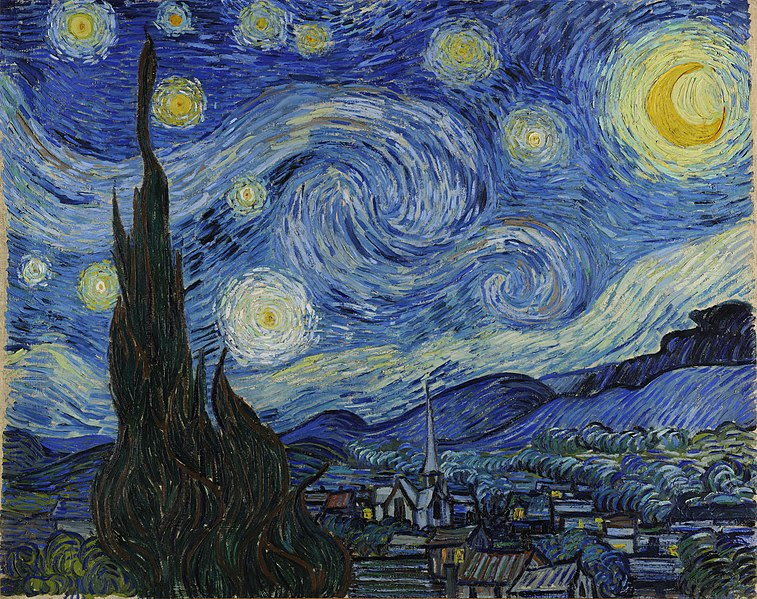 Ficheiro:Van Gogh - Starry Night - Google Art Project.jpg
