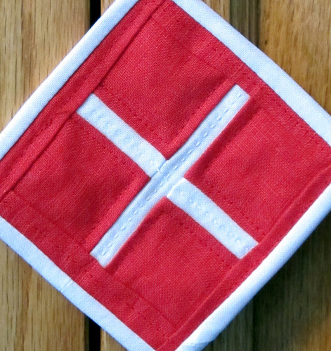 red cross quilting
