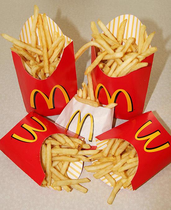McDonald's aconselha que funcionários evitem comidas gordurosas e apostem em escolhas saudáveis