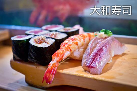 Tokyo Tsukiji Daiwa Sushi