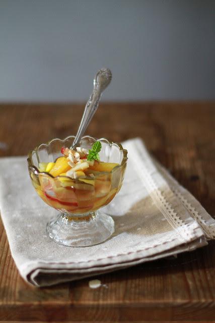 Rujak Serut - Indonesian Shredded Fruit Salad