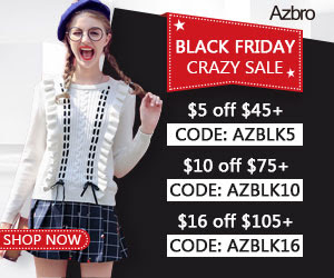 Azbro Black Friday Crazy Sale!