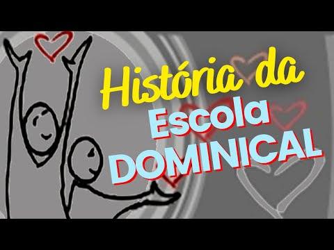 História da Escola Dominical