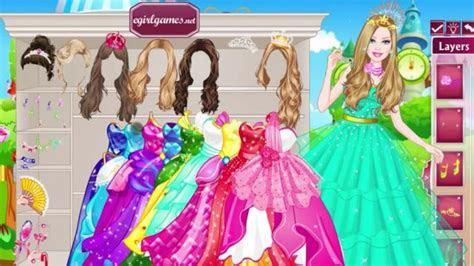 Barbie Princess Makeup And Dress Up Games   Mugeek Vidalondon