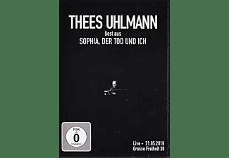 Thees Uhlmann Liest Aus Sophia Der Tod Und Ich Hörbücher Comedy