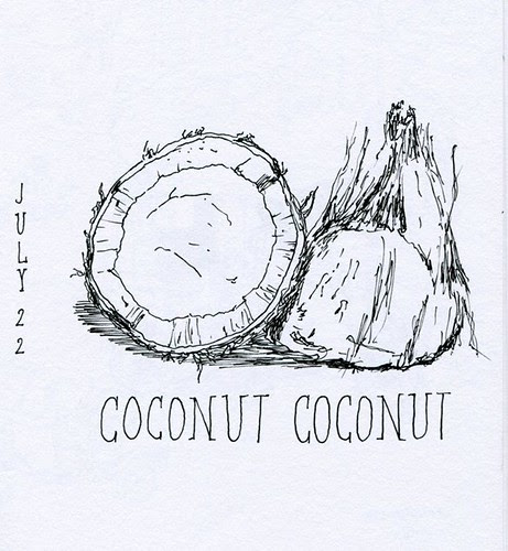 Coconut by Linisha
