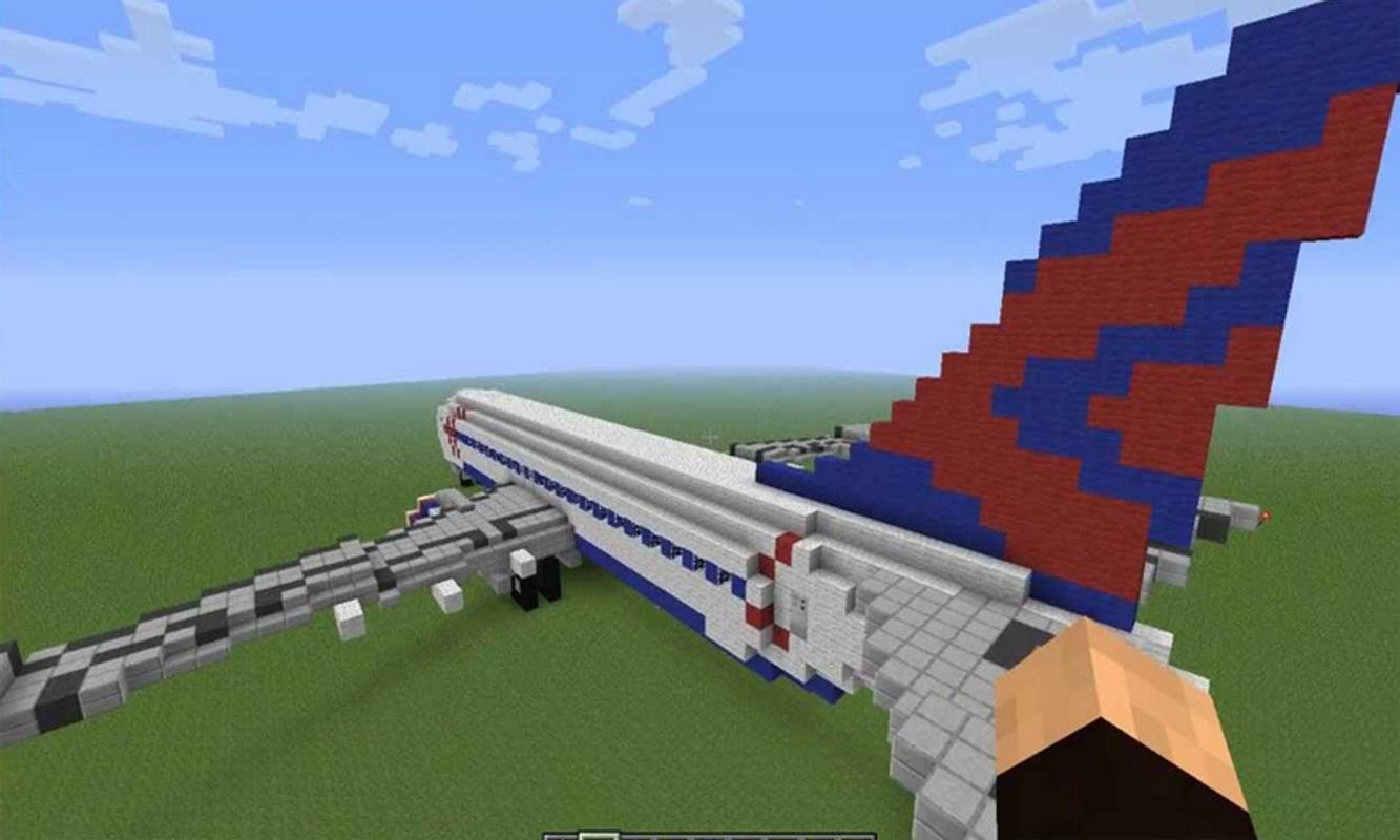Airplane Mod For Minecraft Pe Apk Download Free