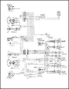 1985 GMC S15 Chevy S10 Wiring Diagram Pickup Truck Blazer ...