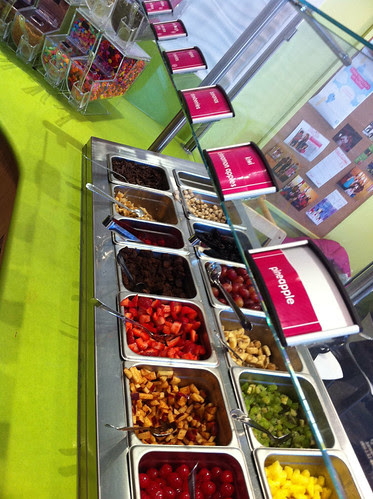 Menchie's Toppings Galore