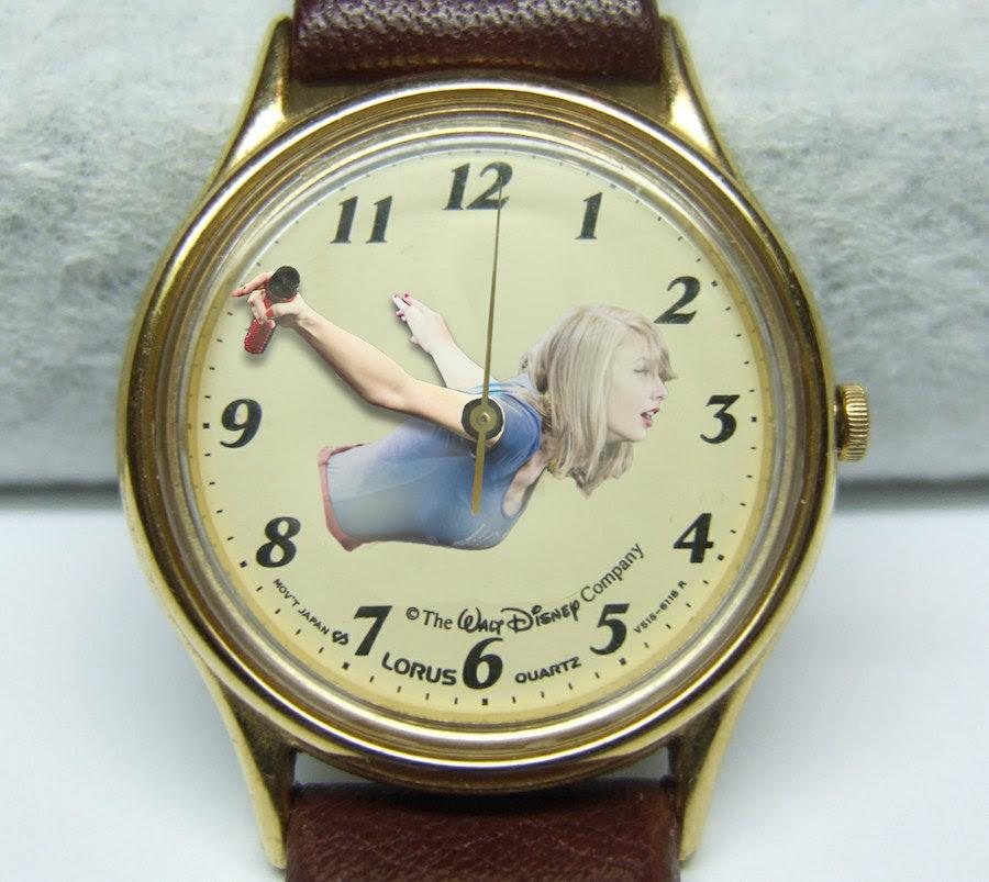 Taylor Swift - Reloj