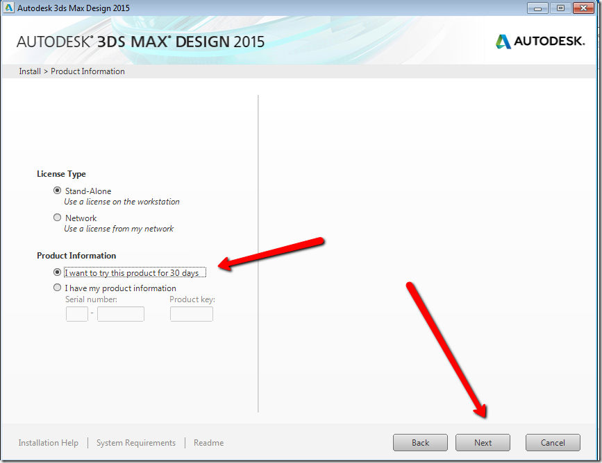 2015 3ds max product key