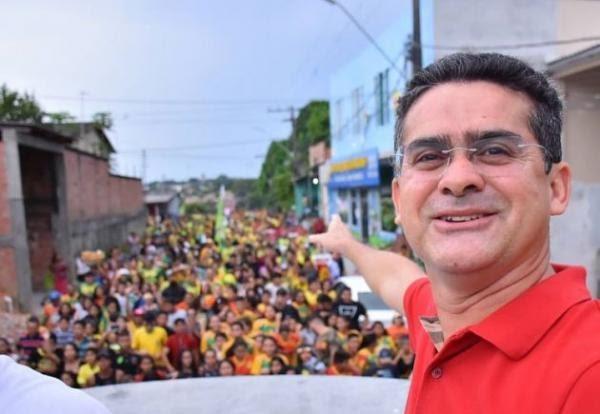 HOLOFOTE: David Almeida está se preparando para disputar a prefeitura de Manaus em 2020
