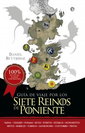 Portada de Guía de viaje por los Siete Reinos de Poniente