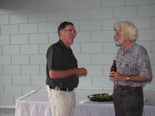 Alan Powell and Steve Farram