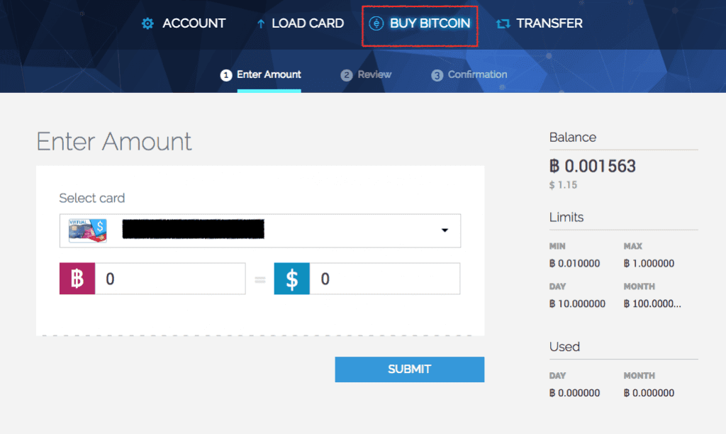 bitcoin fast exchange