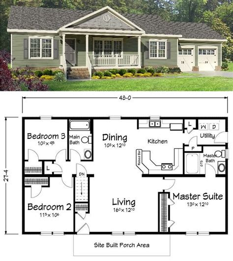 small ranch style house plans awesome   ranch style