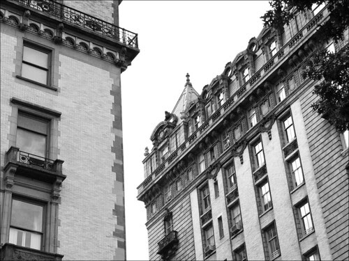 Rooftops, Central Park West