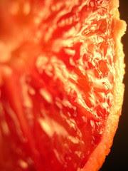 blood orange V