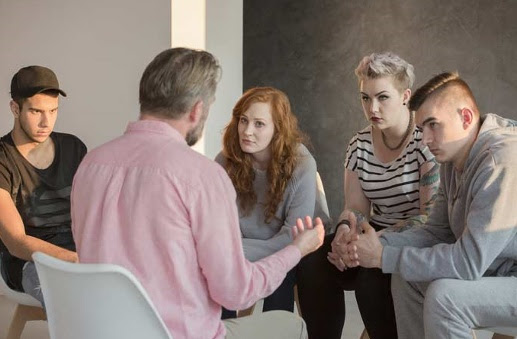 Advantages-group-counseling