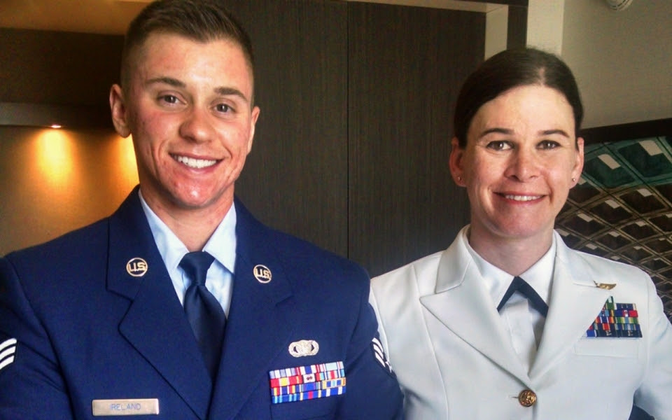Image result for trans people serving in US military