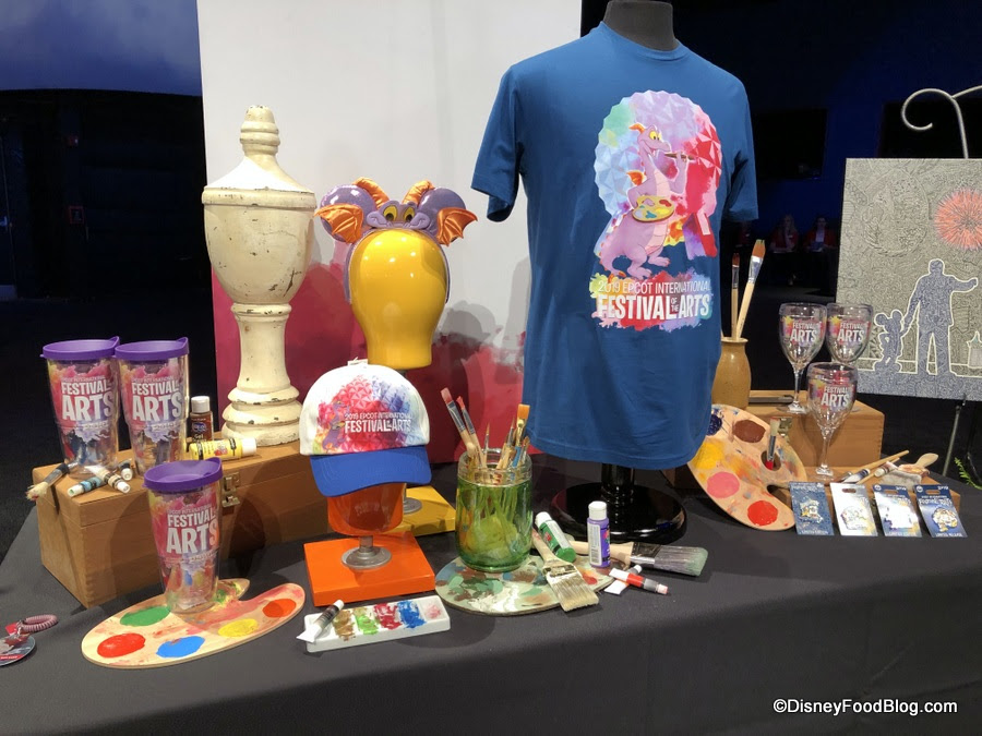 Sneak Preview 2019 Epcot Festival Of The Arts Food Merchandise And More The Disney Food Blog Bloglovin