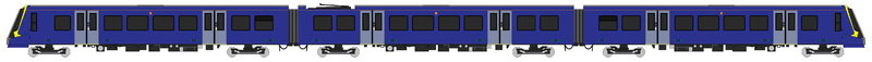Class 380 Desiro Electric Train