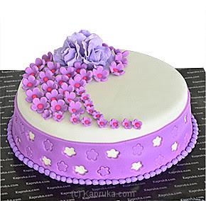 Buy Lavander Haze Cake - Kapruka