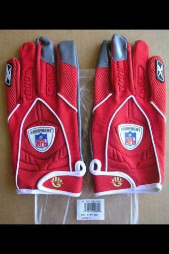 Reebok NFL Equipment Gloves  eBay