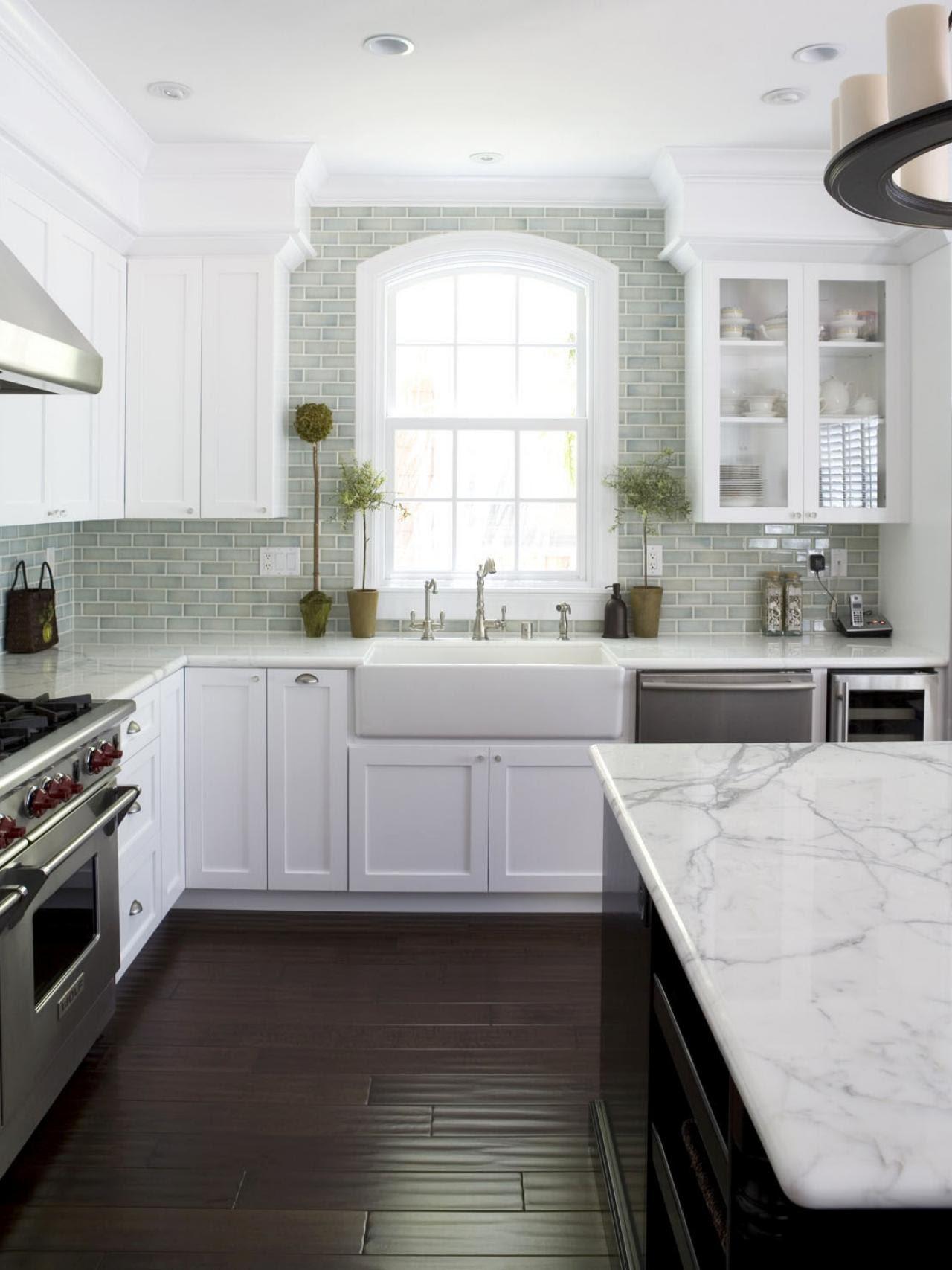Wonderful White Kitchens - Jenna Burger Design LLC