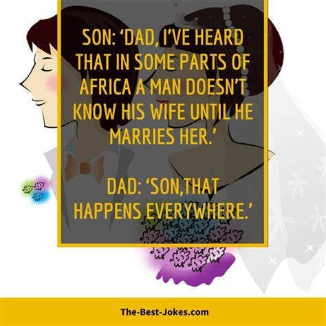 Marriage Jokes: Jokes About Married Life for Husbands and
