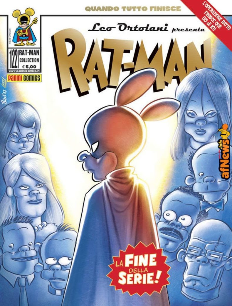 La Fine anticipata | Official Rat-Man Home Page