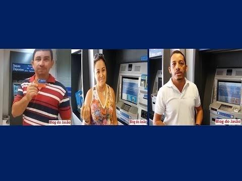 João Câmara:Caixa Econômica deixa clientes sem dinheiro nos terminais de autoatendimento, várias famílias cancelam  suas viagens por falta de dinheiro, prejuízo e revolta.