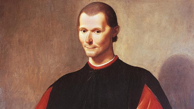 Image result for Niccolo Machiavelli images