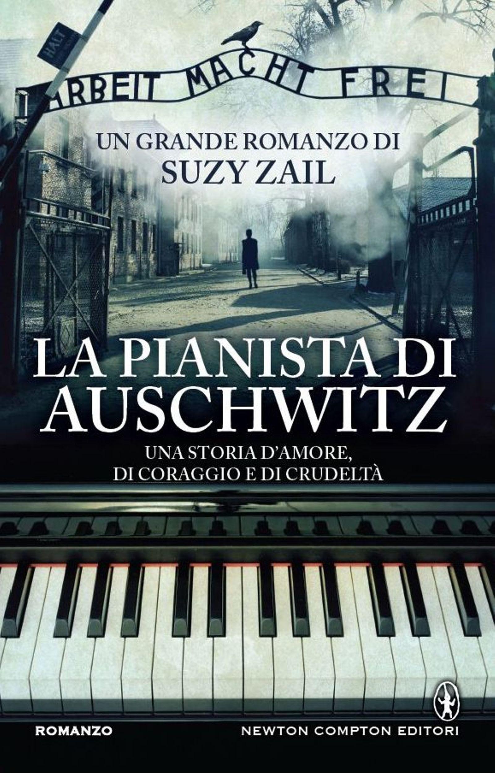 Risultati immagini per la pianista di ausch copertina