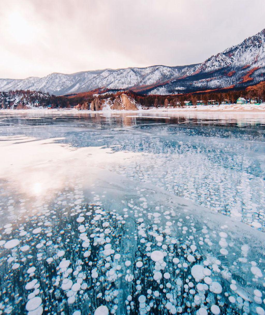 A beleza do lago mais profundo e antigo da Terra: o Baikal 13